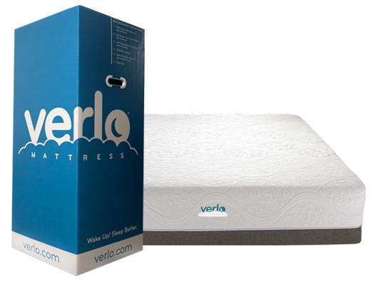 Verlo to Go 5 Gel Foam Twin Mattress