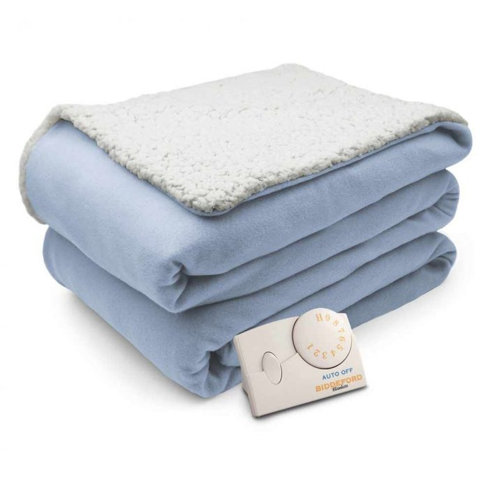 biddeford electric blanket
