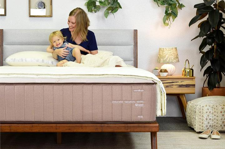 nest bedding signature alexander mattress