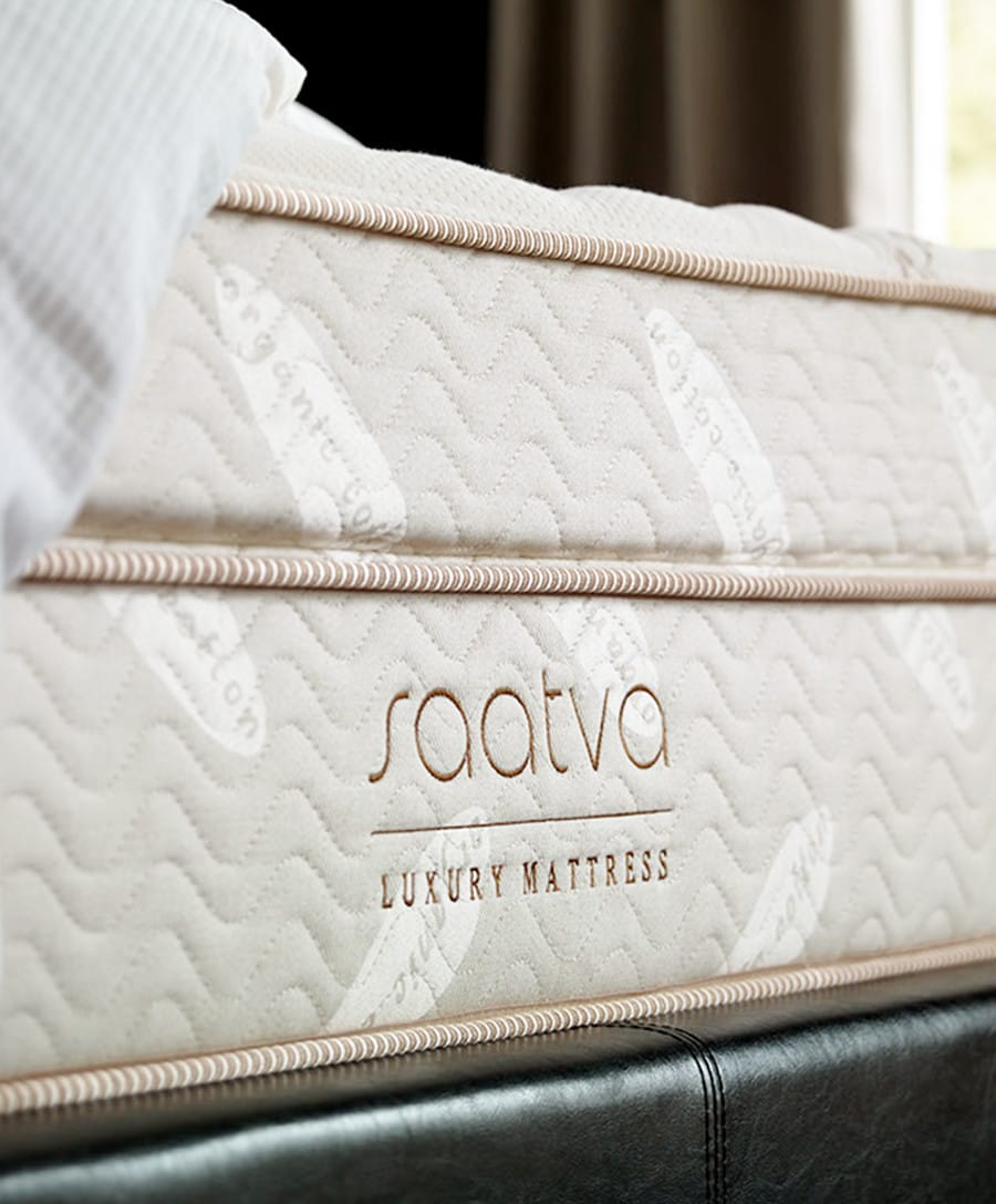 saatva luxury mattress - king