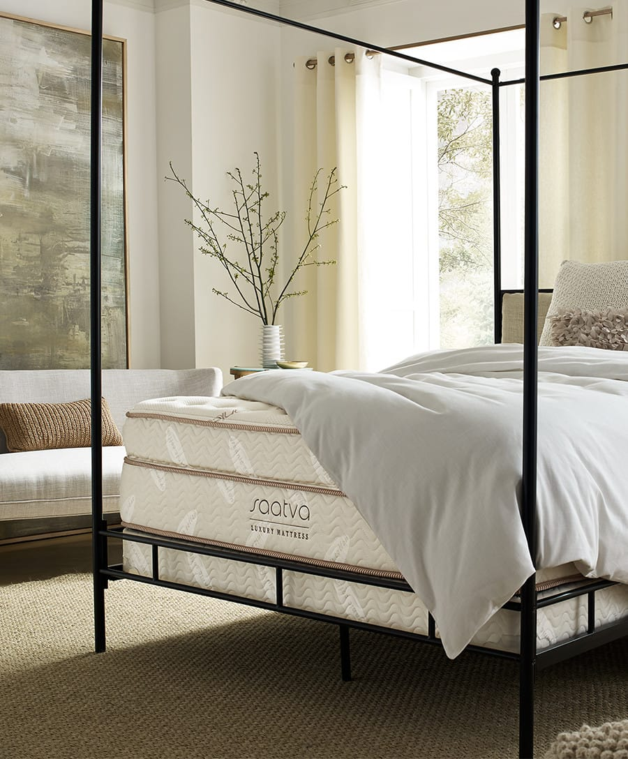 the saatva luxury mattress