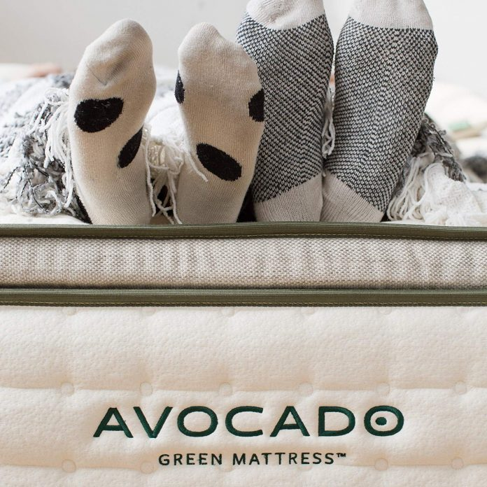 Avocado Green Mattress Review Featured Image